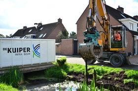 Reconstructie Blokweer 2 Alblasserdam officieel van start!