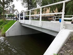 Vervangen brug Achterdijk
