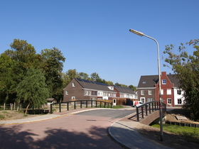 Realisatie gebiedsontsluitings- brug Mollenburg