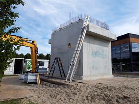 Ontwerp en realisatie rioolgemaal De Kampen Noord