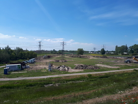 Voorbereiding aanleg zonnepark Amstelwijck