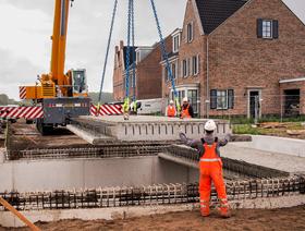 Drie verkeersbruggen Noordwijk bijna gereed
