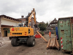 Sloop De Oude School Nieuw-Lekkerland bijna gereed