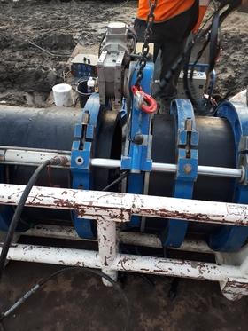 Een robuust systeem voor de waterveiligheid in park Oudegein!