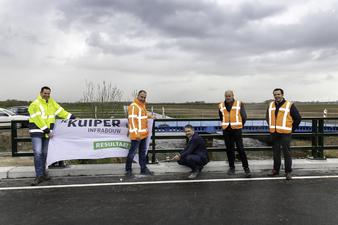 Schoenriemsebrug officieel geopend!